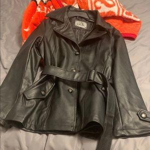 Auethentic Leather A Collezioni Jacket